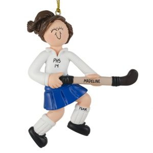 fb0ed7e9f5758b Field Hockey Ornaments Archives - Personalized Ornaments For You