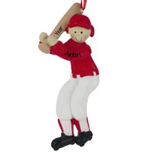 baseball ornaments - Baseball Christmas Ornaments