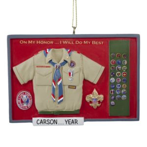 Getting Started Eagle Scout Certificate