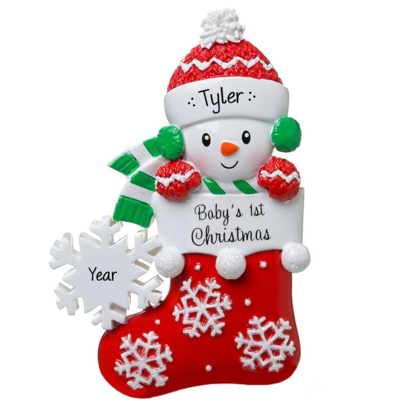 Baby's 1st Christmas ...