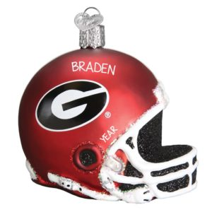 Georgia Bulldogs Ornaments Archives Personalized Ornaments For You